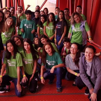 Alunos do Projeto Convivência Social visitam a Fábrica de Chocolates Nestlé