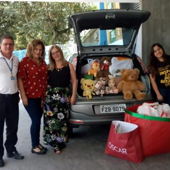 Natal Solidário distribui brinquedos neste domingo, dia 22