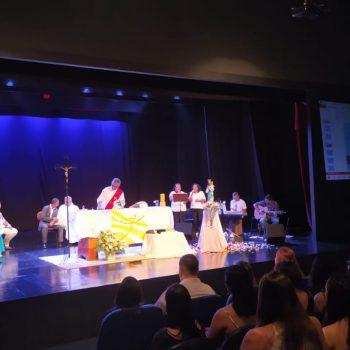 Missa em Ação de Graças pelos formandos 2019 UNIFATEA