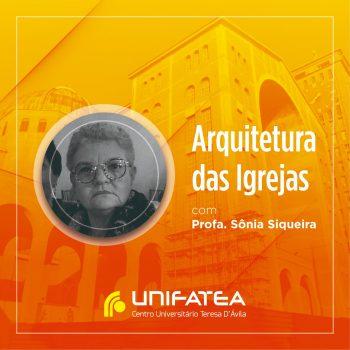 Professora Sonia Siqueira ao vivo na TV APARECIDA fala sobre a arquitetura das Basílicas de Aparecida