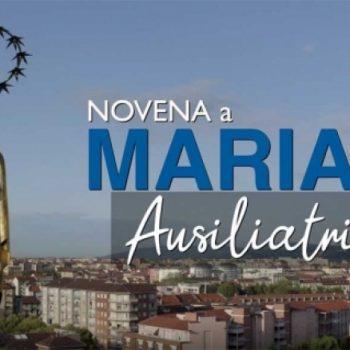 Lançamento da Novena a Maria Auxiliadora 2020- Reze conosco o tríduo!