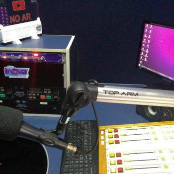 Rádio Inova FM completa seu 9° aniversário neste 9 de abril, venha conferir a entrevista com o Diretor da sintonia 107,3
