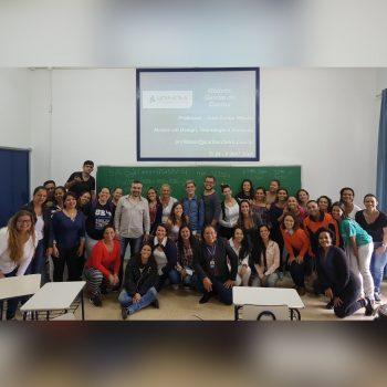 Mestres em Design, Tecnologia e Inovação lecionam em curso de graduação de Enfermagem no UNIFATEA