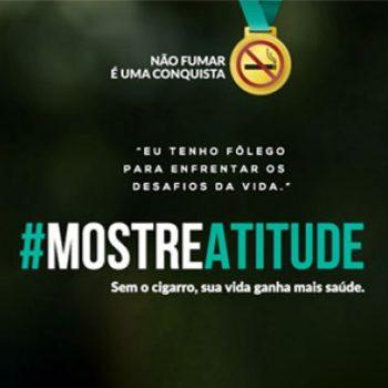 Curso de Enfermagem e instituições de Saúde mobilizam ação no Dia Nacional de Combate ao Tabaco