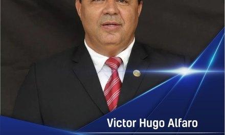 Víctor Alfaro nombrado en comité ejecutivo de la Fedefútbol