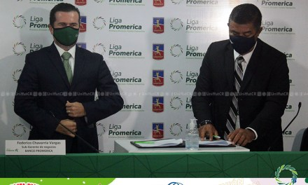 Banco Promerica renueva su patrocinio a la Unión Femenina de Fútbol de Costa Rica