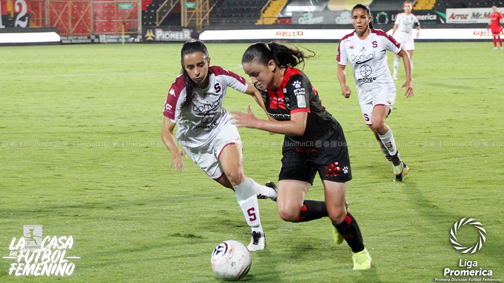 Jornada 10: Alajuelense se impuso en el Clásico Femenino del Torneo de Apertura 2021