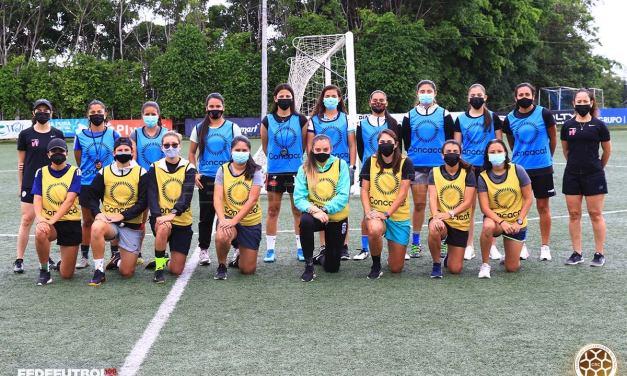 Concacaf realizó curso de licencia para próximas entrenadoras de fútbol femenino