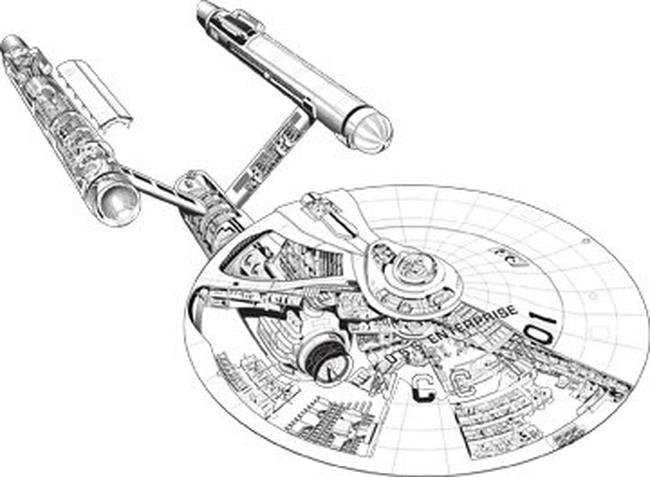 Star Trek : Un visuel et des infos pour le Haynes USS