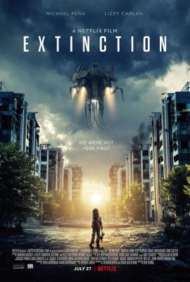 Bon Film De Science Fiction : science, fiction, Extinction, Review, Netflix, Unification, France