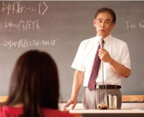 佐野修副院長による創造原理講義
