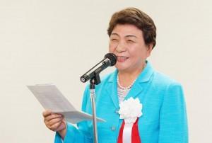 末永喜久子・日本統一教会副会長
