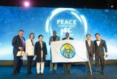 希望前進大会(米カリフォルニア州)の集合写真|世界平和統一家庭連合News Online