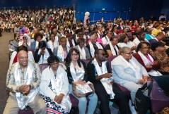希望前進大会(米カリフォルニア州)で超宗教「祝福結婚式」を挙行 3000組|世界平和統一家庭連合News Online
