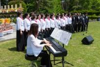 「第37回全日本聖和祝祭」にて大宮家庭教会の聖歌隊「Peaceful Choir」による合唱|世界平和統一家庭連合News Online