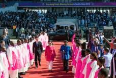 「2019南アフリカ共和国 孝情ファミリー祝福フェスティバル」韓鶴子総裁の登場|世界平和統一家庭連合News Online