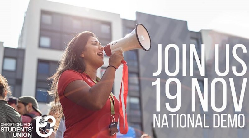 National Demo 19th November