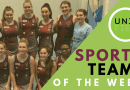 CCCU's Sports Team of the Week!