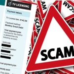Fraudsters sending out scam TV licensing emails