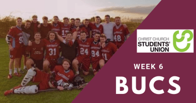 BUCS Weekly Round Up: Men's Lacrosse make it five from five