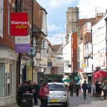Protest to sweep Canterbury High Street