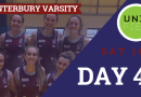 LIVE: Varsity 2019 Day 4 – Badminton & Netball