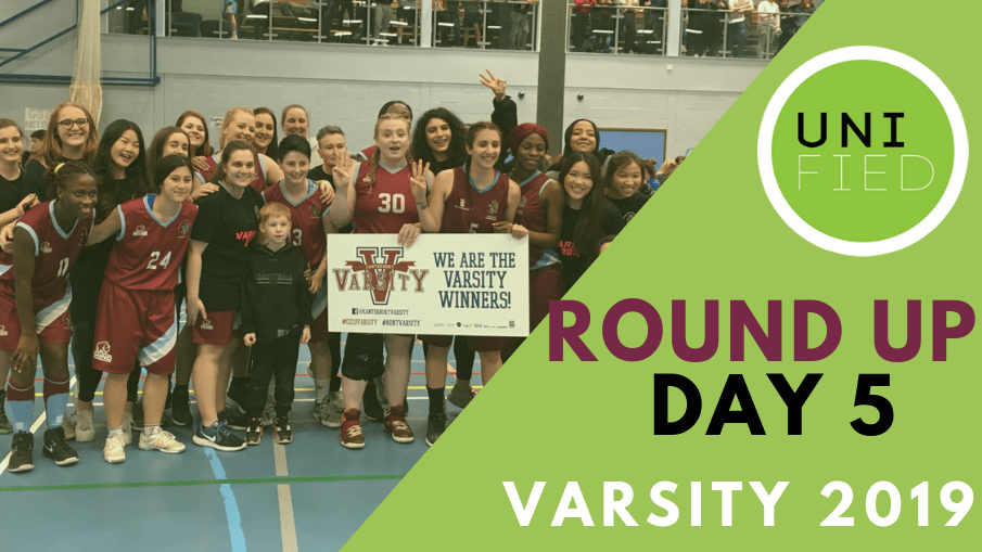 Canterbury Varsity Round Up: Day 5 Volleyball and Basketball