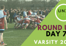 Canterbury Varsity Round Up: Day 7 – Rugby and Trampolining