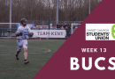 BUCS Weekly Round-Up: The last fixtures before Varsity