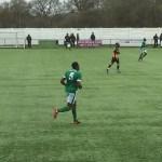 Ashford United strike late against East Grinstead