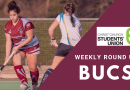 BUCS Weekly Round Up: Third years sign of with wins!