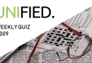 UNIfied Weekly Quiz / #009