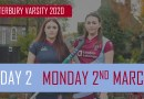 Varsity Day Two: Tennis, Hockey and Football