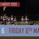 Varsity Day Six: Equestrian, Lacrosse, Men's Rugby, Cheerleading and Football.