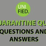 UNIfied live quiz: Questions & answers