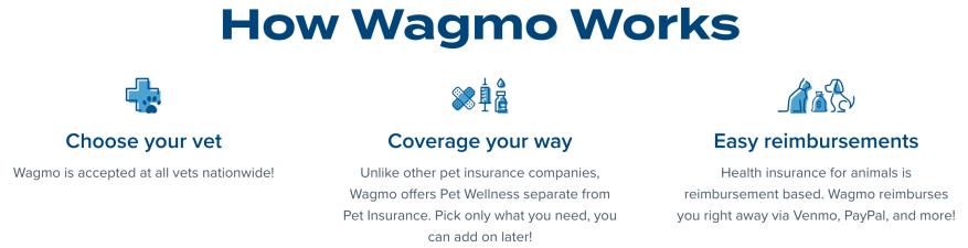 How Wagmo works