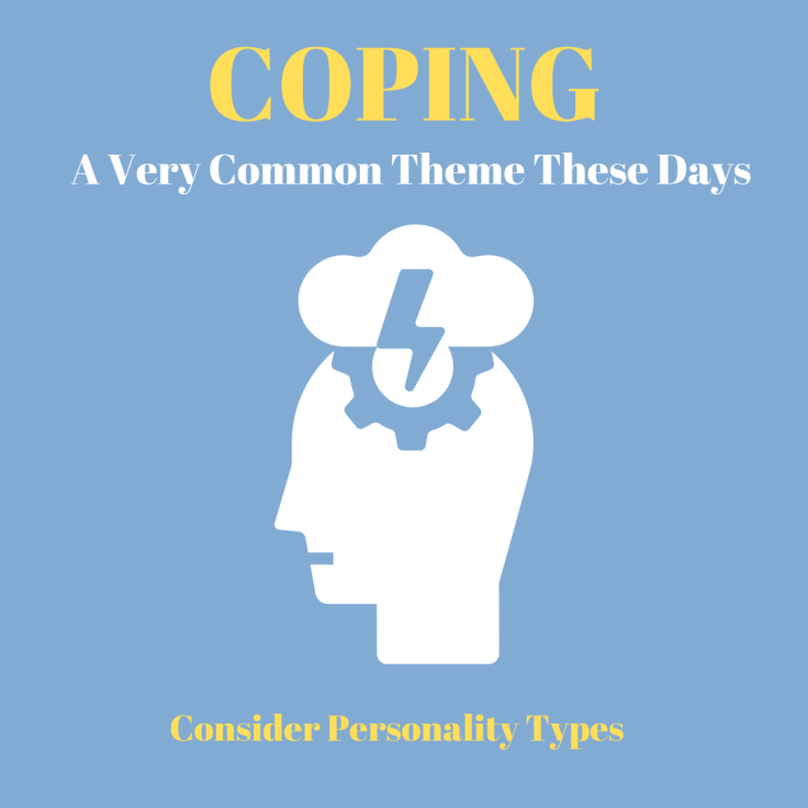 coping considering personality types