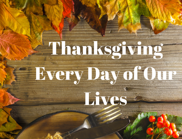 Thanksgiving Every Day