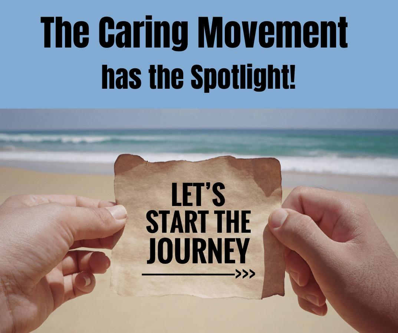 The Caring Movement spotlight