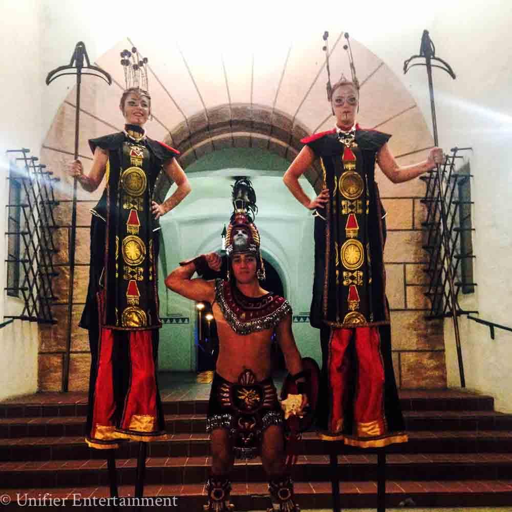 Aztec Ladies