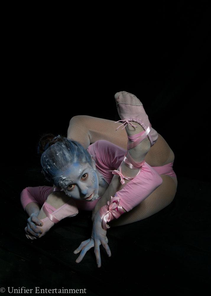 Ballerina Contortionist
