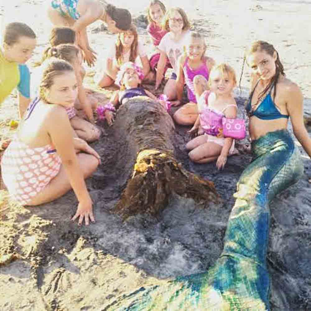 Birthday-Party-With-A-Mermaid