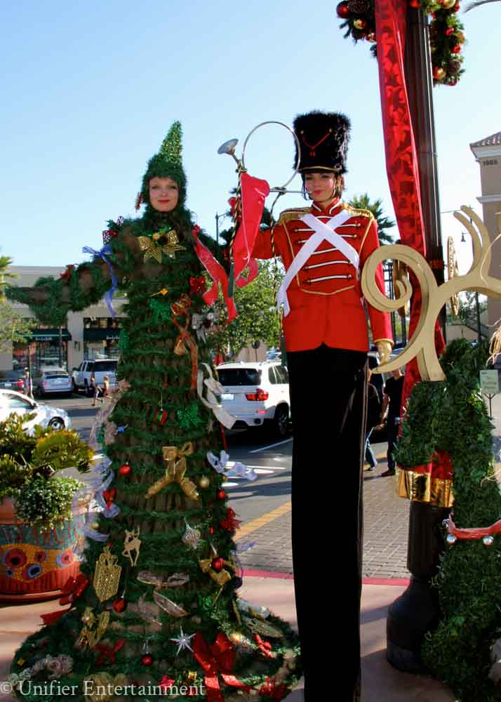 Christmas Tree Toy Soldier