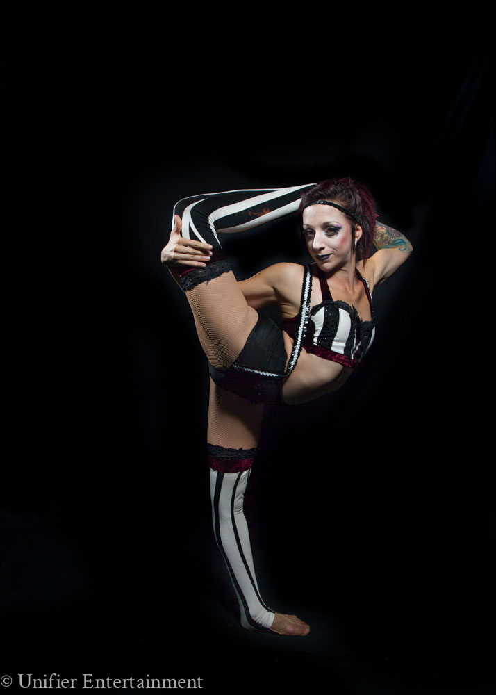 Circus Contortionist Sideshow