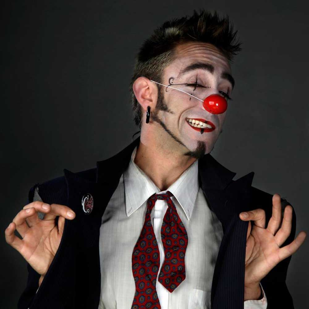 Clown Character Acting