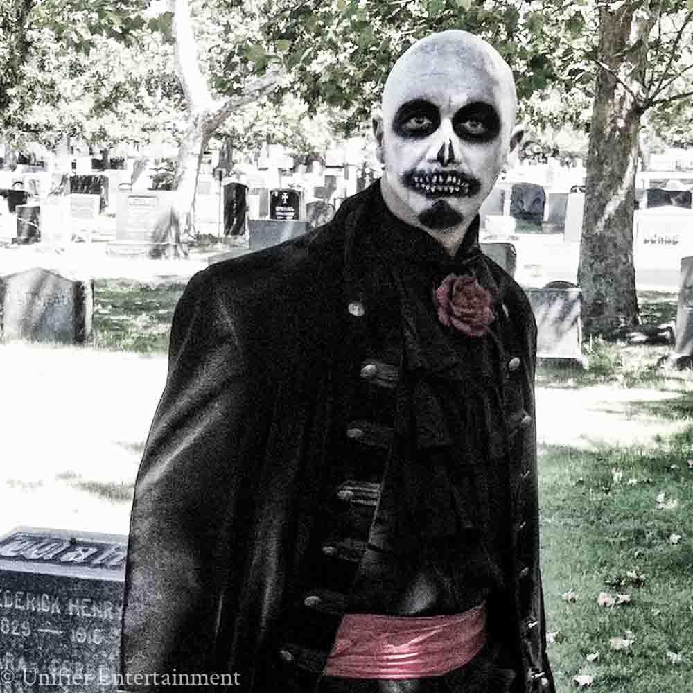 Dia De Los Muertos Performers