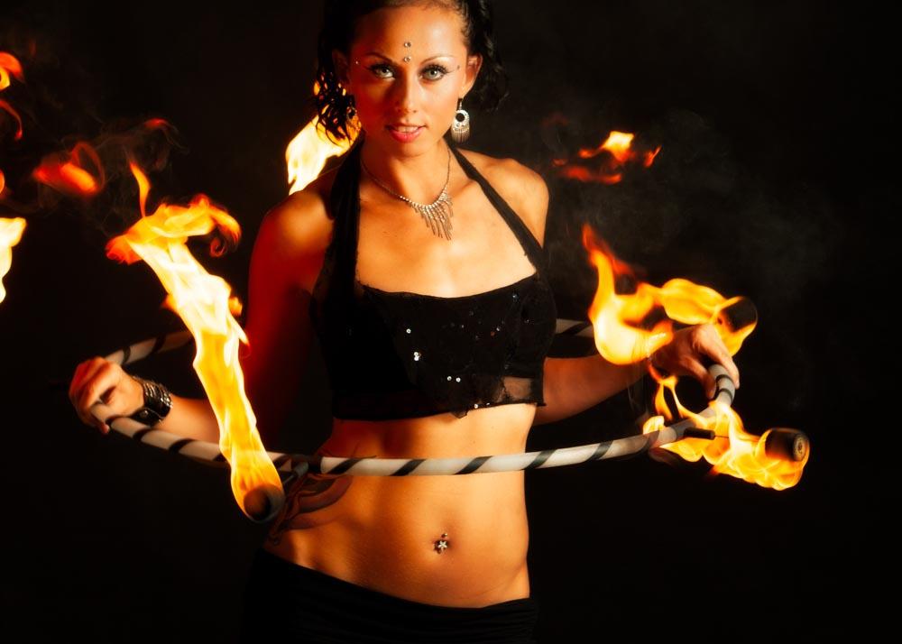Fire Hoop Entertainment