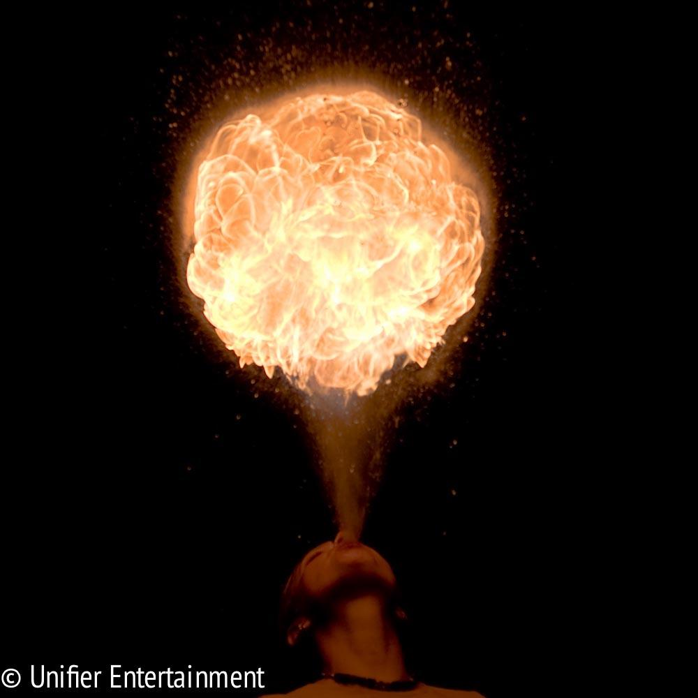 Fire Ball Breath