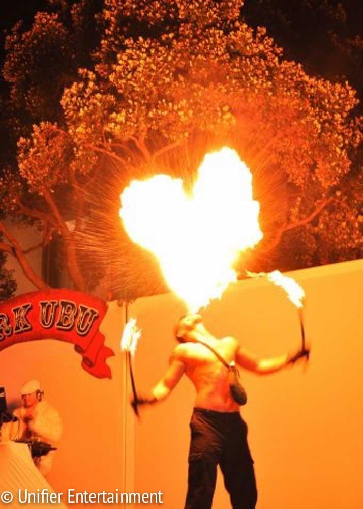 Fire Breathing Heart