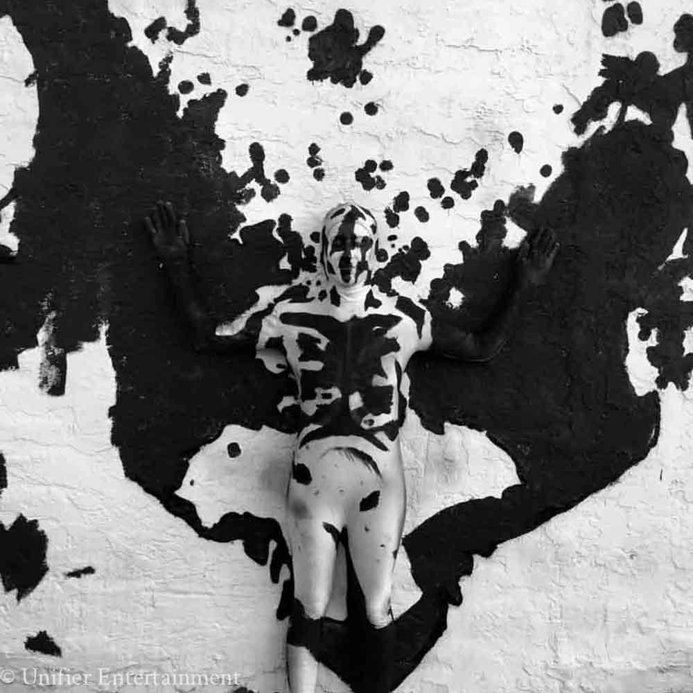 Graffiti Girl Cat